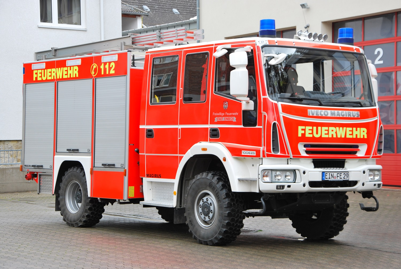 Löschgruppenfahrzeug 10-6 Allrad