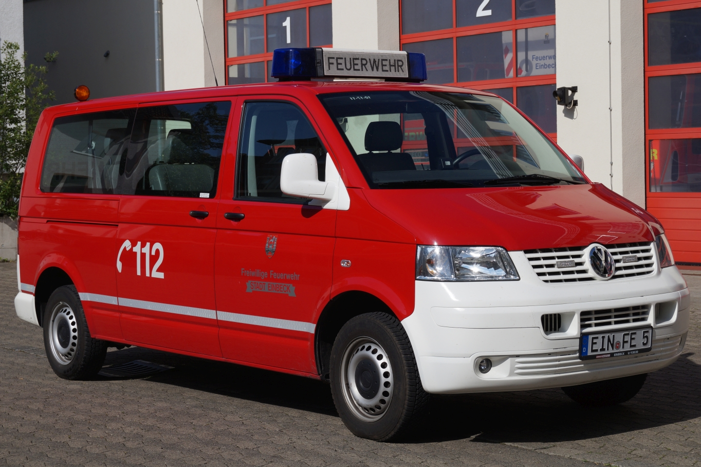 Mannschaftstransportfahrzeug 1